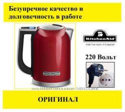 Электрочайник с цифровым управлением KitchenAid 5KEK172