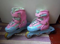 Породам ролики детские для девочки фирмы kapei