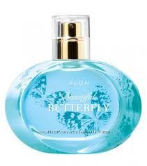 Парфюмированная вода Avon Butterfly 50 мл. женская.