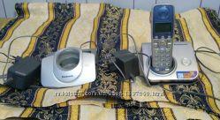 Телефон Panasonic kx-tg 7207 ua. Две базы