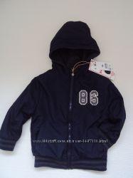Двухсторонняя детская куртка K&L RUPPERT для мальчика 2-6 лет