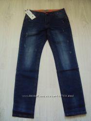 Мужские джинсы 34 размера