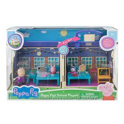 Свинка Пеппа Школа. Игровой набор Peppa Pig Peppa&acutes School Playset