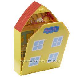 Свинка Пеппа Дом и сад игровой набор 06156