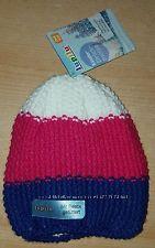 Детская теплая зимняя шапочка