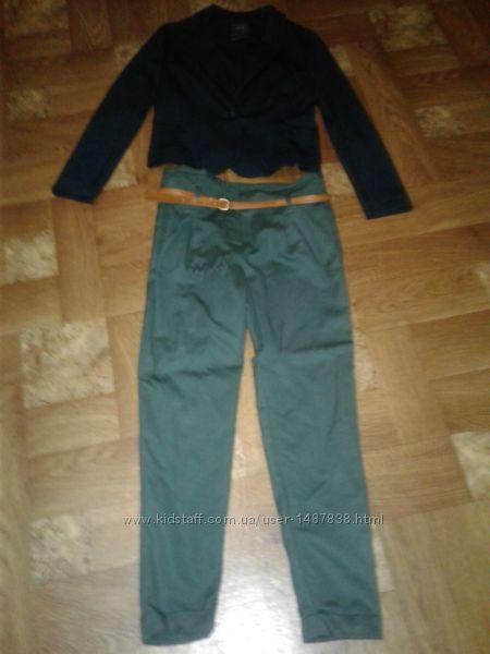 брюки и пиджак 46-48