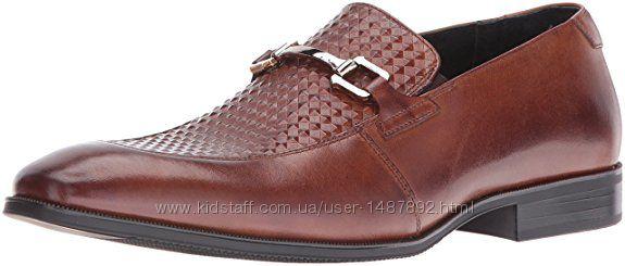 Новые кожаные туфли Stacy Adams