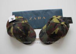 Модная кепка ZARA