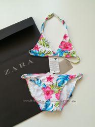 Красивые нарядные купальники ZARA H&M