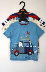 Комплект из 3-х футболок для мальчика George 2-3 года. 100 хлопок.