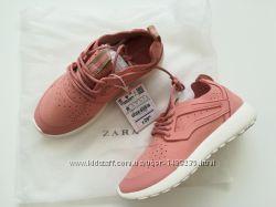 Стильные модные кроссовки Zara 29
