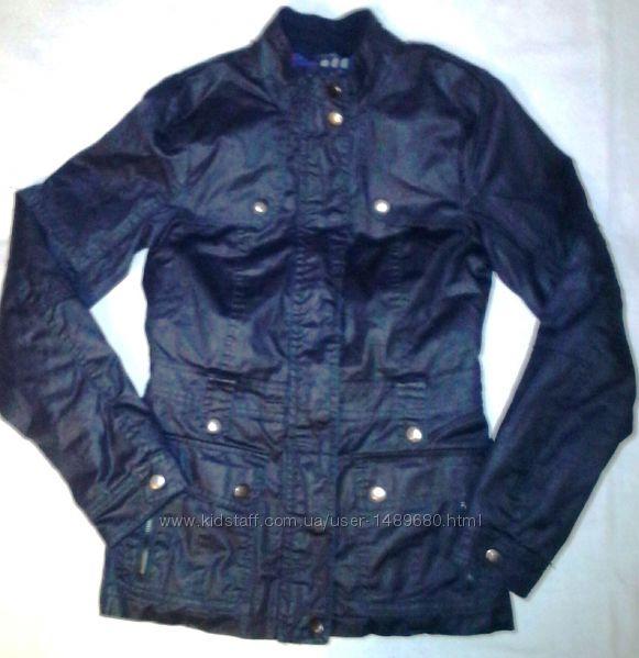 DENIM Co Куртка непромокаемая, демисезонная.