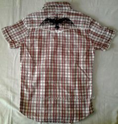 C&A Летняя рубашка - шведка. Коттон.