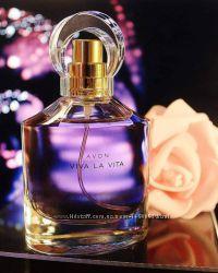 Новинка от AVON парфюмированная вода Viva La Vita