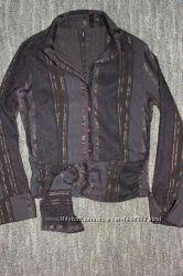 Рубашка, блуза с длинным рукавом