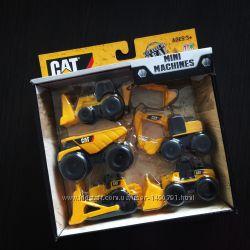 Набор строительной мини техники Caterpillar Toy StateНабор строительной мин