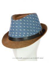 Стильная летняя шляпа