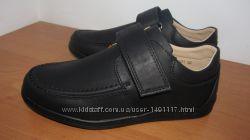 Новые туфли-мокасины для мальчика натуральная кожа эко-кожа 32-37р. 20, 3-2