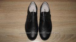 Натуральная кожа туфли для мальчика 34 35р. 22, 5см
