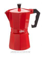 Кофеварка гейзерная Cilio