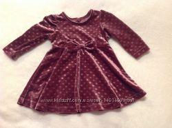 Платье на девочку 3-6 месяцев.