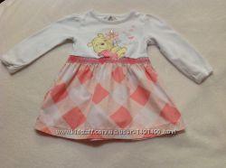 Платьице на девочку 6-9 месяцев, фирма George Disney