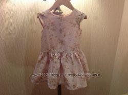 Платье на девочку 2-3 года. Фирма Next.