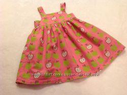 Платье на девочку 1-1, 5 года.
