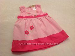 Платье на девочку 6 месяцев.