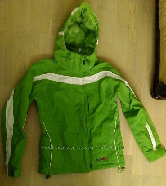 Костюм лыжный женский куртка Glissade и штаны Columbia