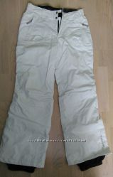 штаны лыжные белые Columbia размер S