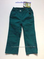 Лёгкие детские брюки Lupilu на девочку 1-1, 5 лет, рост 86