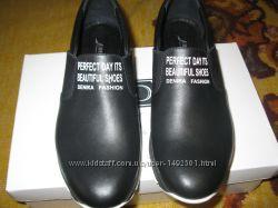 СП Кожанная обувь DENIKA выложила наличие на складе