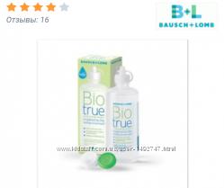 Biotrue. Раствор для контактных линз.