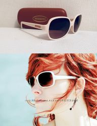 Missoni Очки солнцезащитные в футляре, оправа цвета айвори