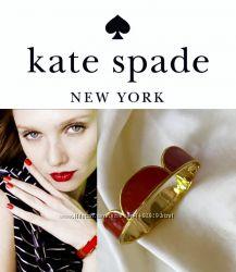 Kate Spaid New York  браслет алая эмаль Оригинал