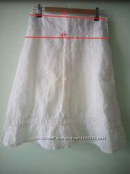 белая юбка atmosphere спідниця