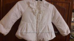 Фірмова курточка на 98-104 розмір
