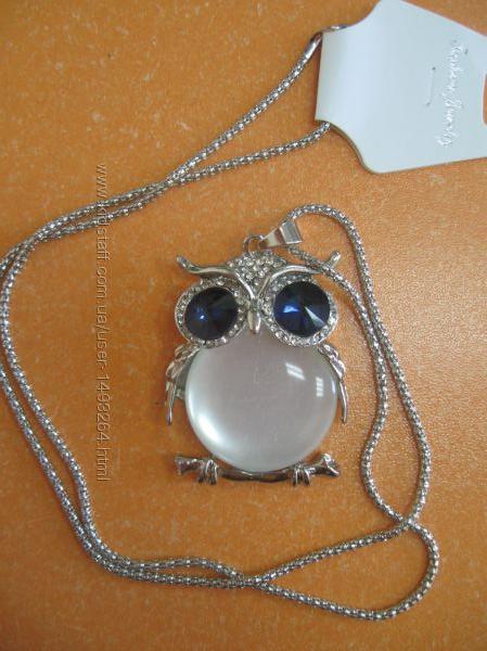 Ожерелья с подвеской сова