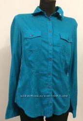 Рубашка легкая с длинным рукавом Terranova