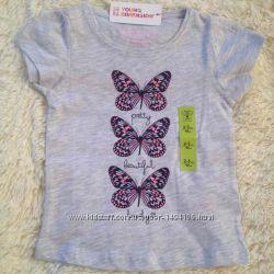 Нарядние детские футболки PRIMARK