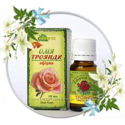 Эфирное масло Розы 10 5 мл