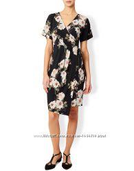 Восхитительное платье в бельевом стиле на запах от Monsoon