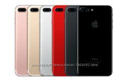 Apple iPhone 7plus 128Gb Новый, Оригинальный, Гарантия, Магазин