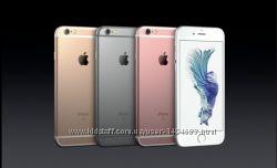 Apple iPhone 6S 16 Gb Новый, Оригинальный, Гарантия, Магазин