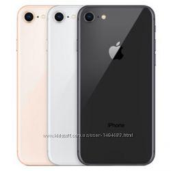 Apple iPhone 8 64 Gb Новый, Оригинальный, Гарантия, Магазин