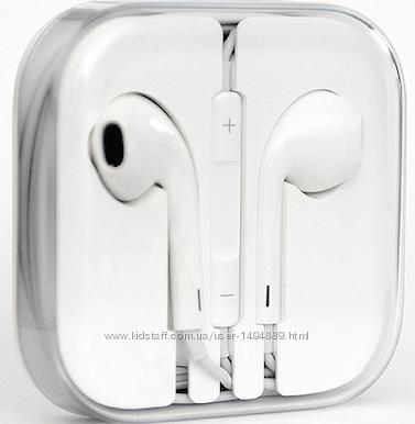 Наушники Apple EarPods, белые