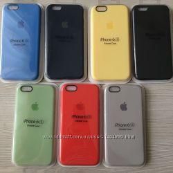 Силиконовые чехлы для iphone 5 5s 6 6s 7 8 7plus 8plus X XS в упаковке
