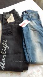 Стильные, фирменные джинсы  для юных  леди