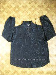 очень красивая блуза, блузка Indigo, M&S - 42Eur - наш 48р.